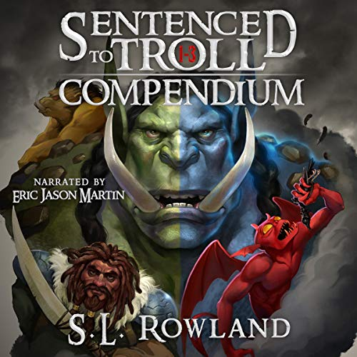 Sentenced to Troll Compendium, Books 1-3  By  cover art