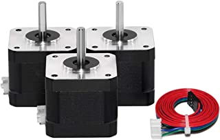 pancake stepper motor