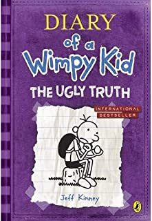 Diary of a Wimpy Kid The Ugly Truth by Jeff Kinney -Paperback