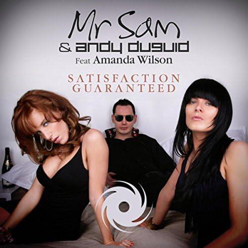 MR SAM & Andy Duguid feat. Amanda Wilson