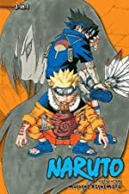 Naruto (3-in-1 Edition), Vol. 3: Includes vols. 7, 8 & 9 (3)