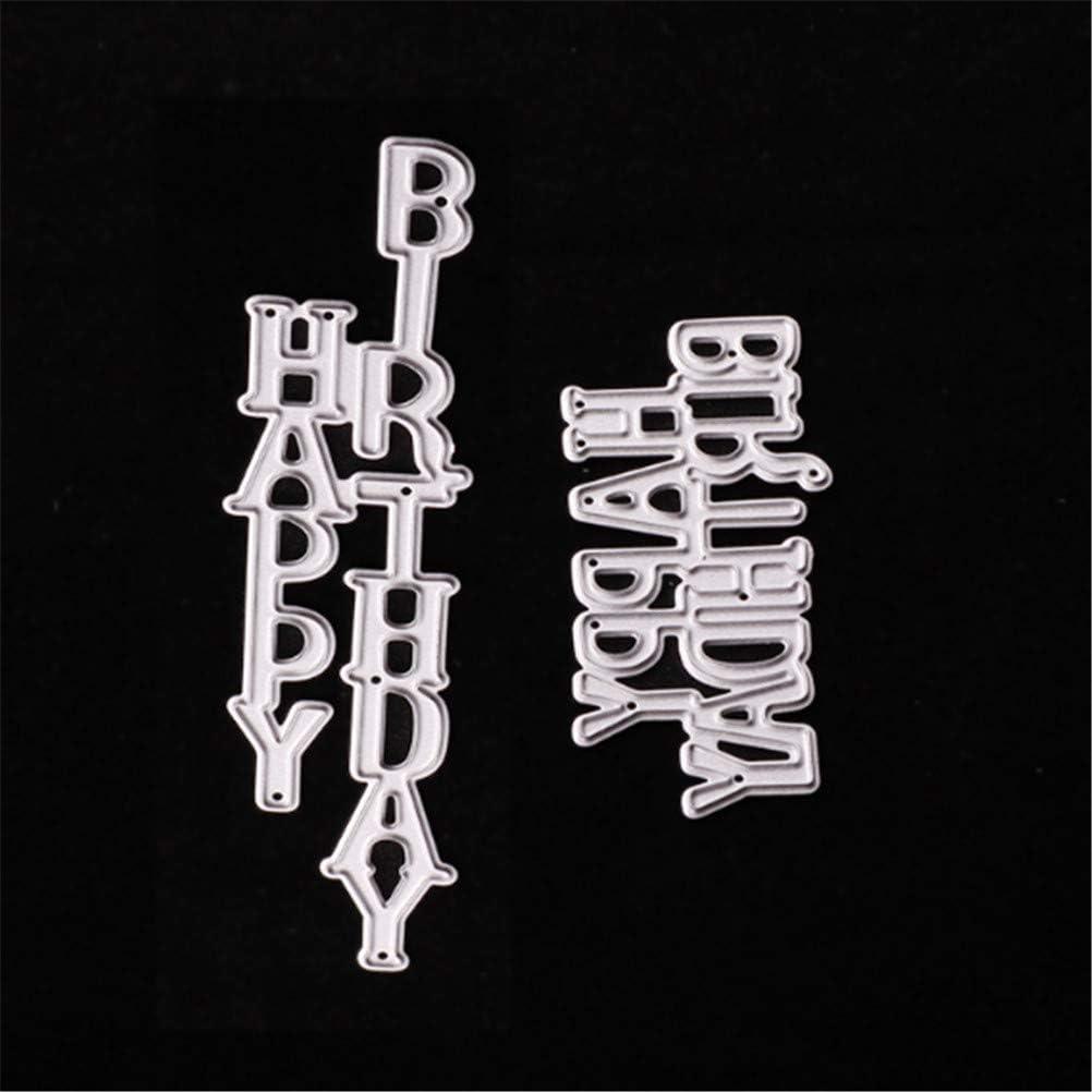 Mvchifay Cutting Dies Metal Stencils Tool Craft Scrapbooking Max 54% OFF Oakland Mall DIY