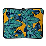 Laptoptaschen mit Palmen-Blätter-Muster, leicht,...