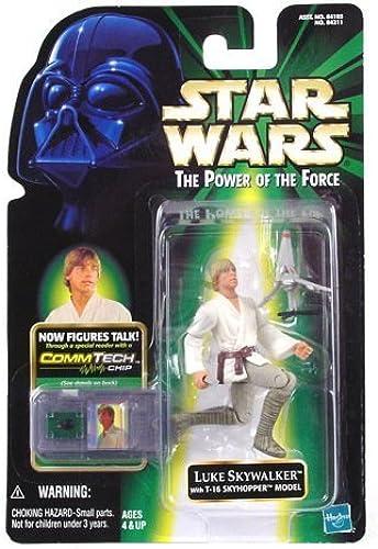 compras en linea Star Wars Wars Wars Luke Skywalker con T-16 Sky modelo de tolva  primera reputación de los clientes primero
