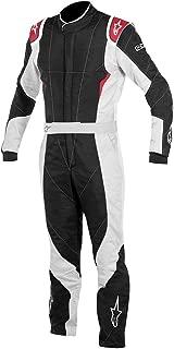 Alpinestars GP PRO Suit (Black/Steel Gray/Red, Size 52)
