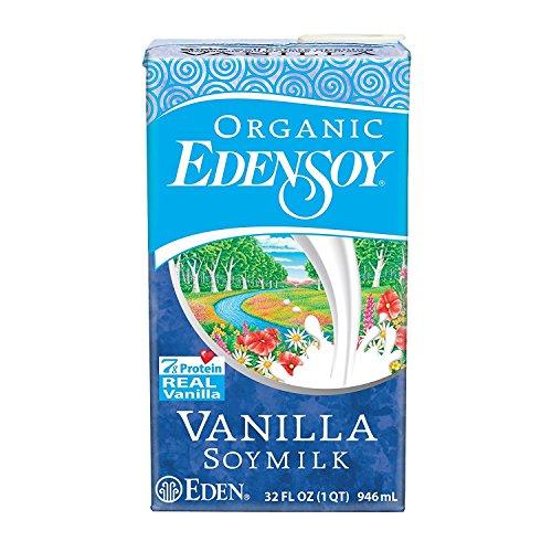Vanilla Edensoy, Organic, (Pack of 10)
