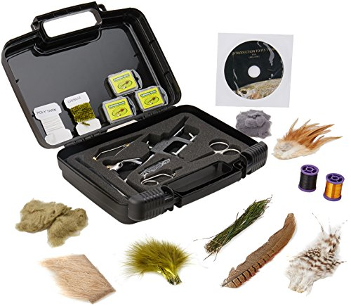 Kit completo para la creación de moscas