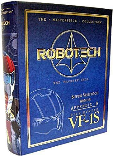 Robotech Macross Saga Masterpiece Collection VF-1S Rick Hunter Set (Toynami)