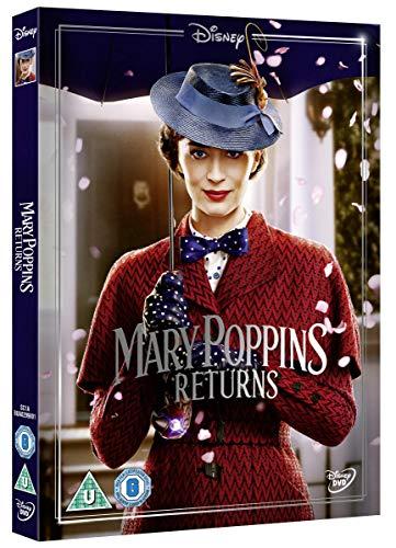 Disney's Mary Poppins Returns [DVD] [2018]