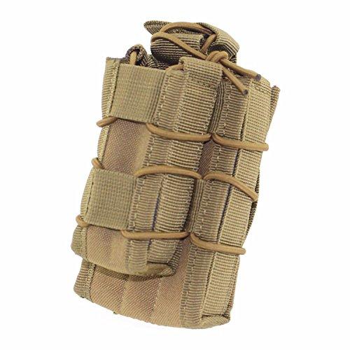 ruifu tactique Pochettes Sac de ceinture sac banane sac à main multiusage Accessoire Outil Taille Étui universel smartphone, Kaki