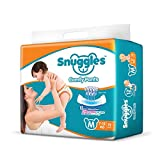 Snuggles Standard Medium Size Diaper Pants (72 Count)