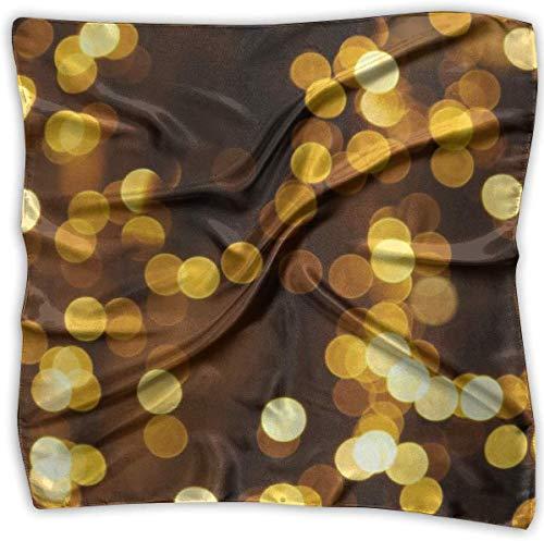 Sheep Taschentuch aus Polyester, Einstecktuch, quadratisch, mit zartem Druck, Beige / Rot Gr. S (60x60 cm), weiß