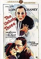 Unholy Three [DVD] [Import]