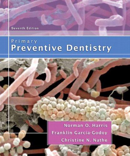Primary Preventive Dentistry (7th Edition)