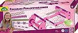 Lena 42682 - Bastelset Rocailles Perlenwebrahmen, Komplettset zum Weben von Freundschaftsbändern...