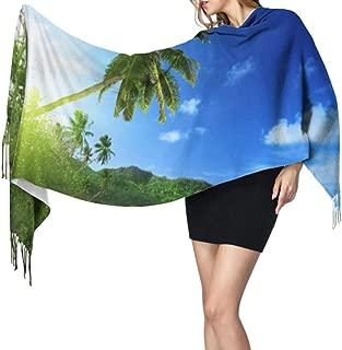 Prancing Leopard /&apos Quot;Seychelles en Coton Bio/ /3//4/Capri Leggings Yoga Pantalon de Yoga pour Femme