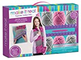 Make It Real Cozy Hands Scarf Knitting Craft Kit...