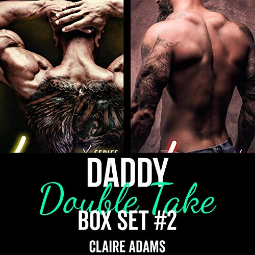 Daddy Double Take Box Set #2 audiobook cover art