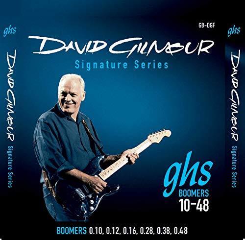 GHS GB-DGF Boomers David Gilmour Jeu de cordes...