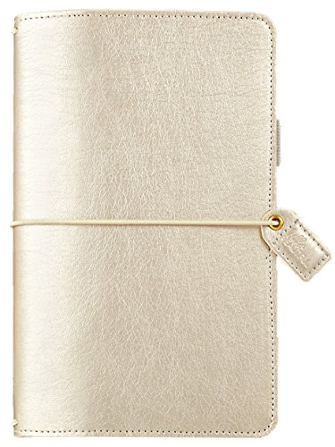 'Webster pagine champagne Travelers notebook (tj001-ch)
