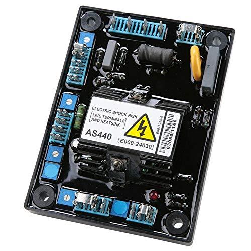 QWERTOUY 1 * Voltage Regulator 190-264VAC Automatik Motorspannungsregler Generator Zubehör Spannungsregler