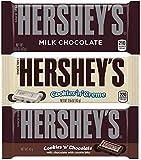 Hershey's Chocolate Bar Mix - Galletas y crema, galletas de chocolate y dulces americanos