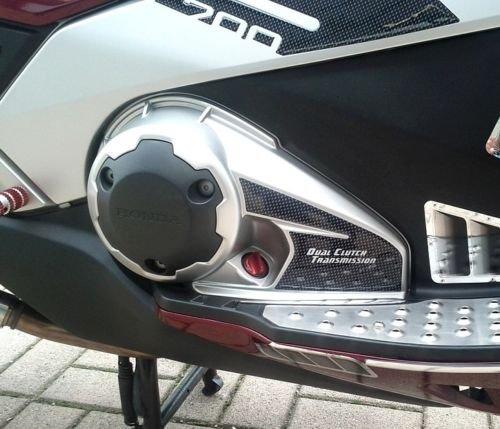 labelbike Adhesivos Vario Compatible con Honda Integra 700 y 750 - Protecciones Cárter Integra 700