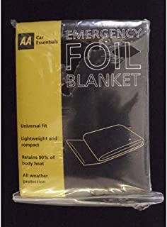 Gankmachine Waterproof Disposable Outdoor Survival Emergency Rescue Space Foil First Aid Foil Thermal Blanket Accessory