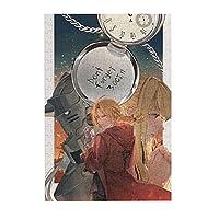 鋼の錬金術師 Fullmetal Alchemist 300ピースのジグソーパズル、どの年齢にも適しています、高齢者子供若者、個々のテーマ、パズル リラックスしてストレスを解放する ジグソーパズル 38x26cm。