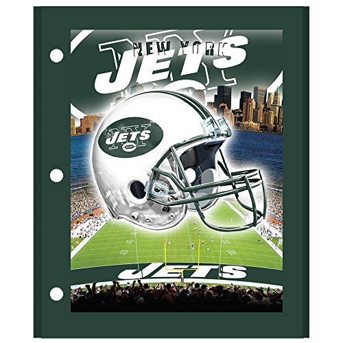 BRAX NFL New York Jets 3D Portfolio