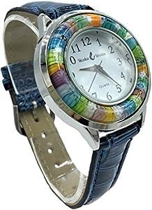 Vinciprova le Gemme di Venezia Reloj Murano Cristal Murano Millefiori