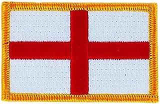 Flaga Sri Lanki haftowana łatka naprasowana do plecaków