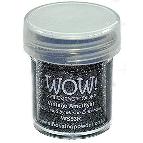 Wow Embossing-Puder Wow! Embossing-Puder, 15 ml, Vintage Amethyst