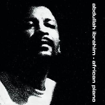 African Piano (Live At Jazzhus Montmartre, Copenhagen / 1969)