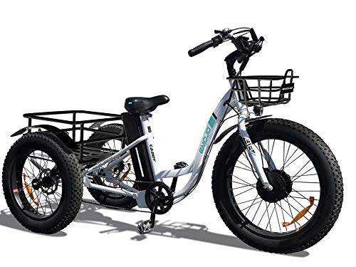 Heavy duty Electric Tricycle for sale