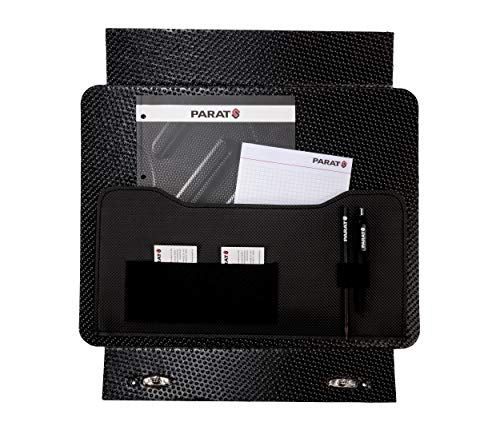 PARAT Dokumentenfach (für Werkzeugkoffer, viele Einsteckfächer, Stiftehalter, Farbe schwarz) 596002551