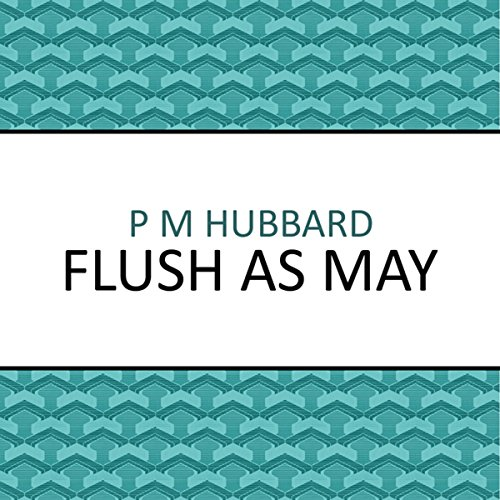 Flush as May audiobook cover art