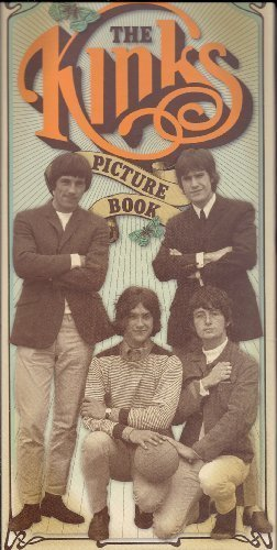 Picture Book by The Kinks CD, Box set, B-sides included, Import, Original recording reissued edition (2008) Audio CD
