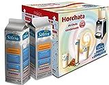 Horchata de chufa condensada pasteurizada (1 brik+4 litros. De agua) (12 brik = 60 litros de horchata terminada))