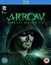 Arrow - Season 1-3 2015  Region Free
