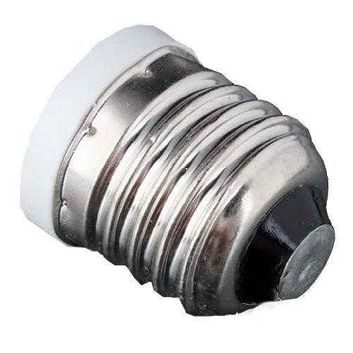 Sonline E27 auf GU10 verlaengern Base LED CFL Gluehlampe-Lampen-Adapter-Konverter-Schraube Sockel