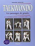 Taekwondo. Les passages de grades