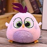 DINEGG 10-20cm Original Angry Birds Lindos Peluche Toy Dibujos Animados Wenzi Nana Weiwei Zoe Salsa Soft Stuffed Molly Doll Lovely Gift-20cm_04_ YMMSTORY