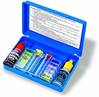 HydroTools by Swimline Deluxe Two-Way Pool Test Kit