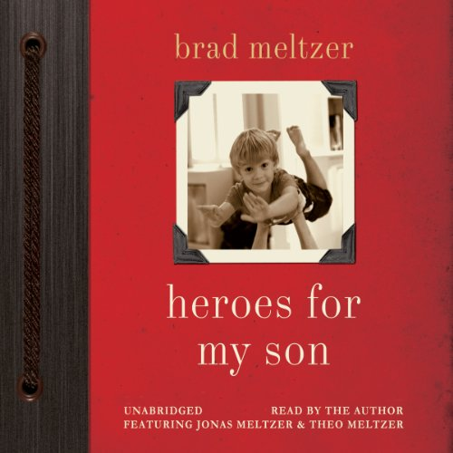 Heroes for My Son audiobook cover art