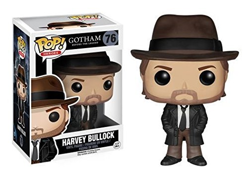 Funko POP. De Gotham: Harvey Bullock–estilizados TV héroes...