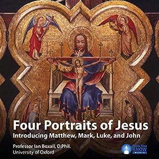 Four Portraits of Jesus audiobook cover art