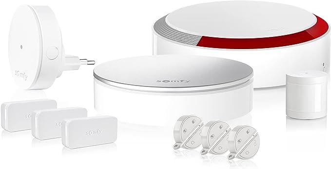 778 opinioni per Somfy 1875230- Home Alarm Plus | Allarme casa connesso senza fili con sirena
