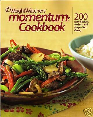 Weight Watchers Momentum Cookbook