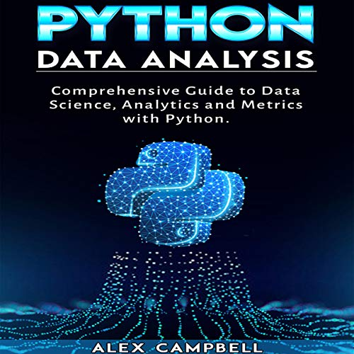 Python Data Analysis cover art